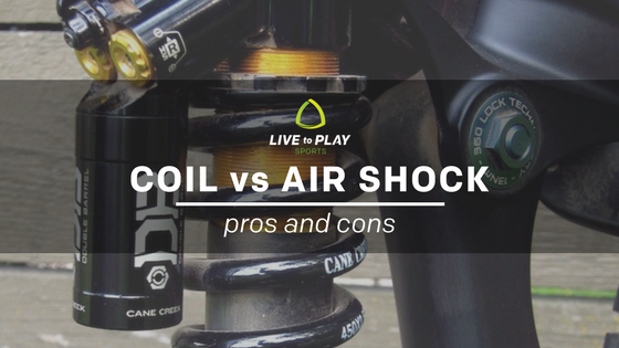 Coil Shock VS Air Shock - Pros and Cons - News & Press